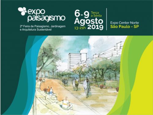 2ª Feira de Paisagismo, Jardinagem e Arquitetura Sustentável